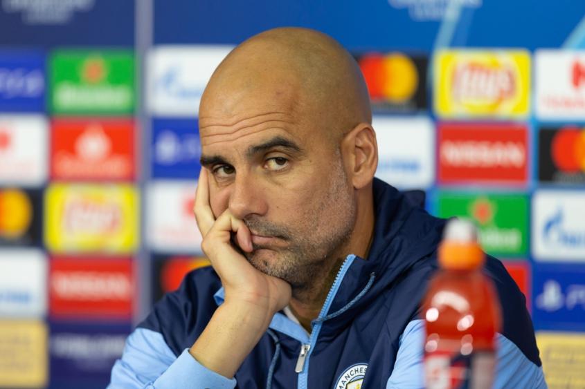 Guardiola przez bana na LM odejdzie z Manchesteru City? HISZPAN ZDECYDOWAŁ