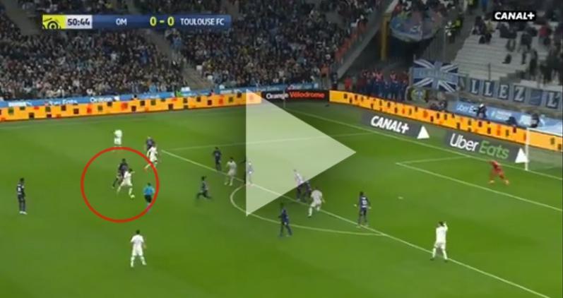 TAK STRZELA Dimitri Payet z FC Toulouse! [VIDEO]