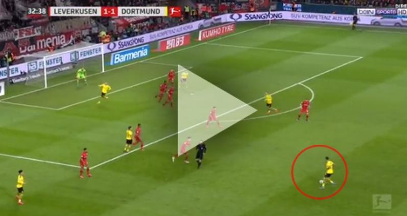 NIEPRAWDOPODOBNY gol Emre Cana z Bayerem! [VIDEO]