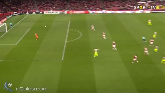 Fantastyczna bramka Cordoby z Arsenalem! [VIDEO]