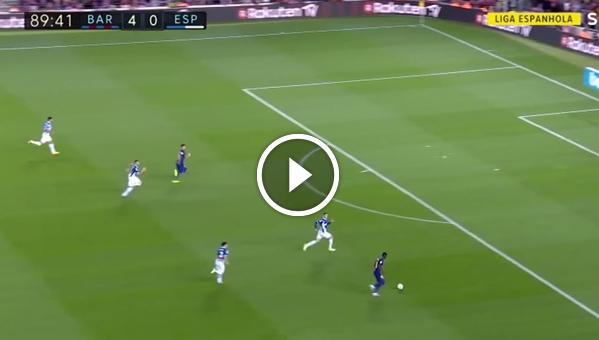 Dembele asystuje, a Suarez strzela! 5:0!