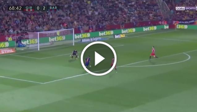 Girona 0-3 FC Barcelona [SKRÓT MECZU]