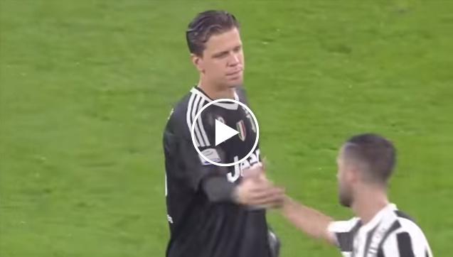 Tak Szczęsny zadebiutował w Juventusie! (VIDEO)