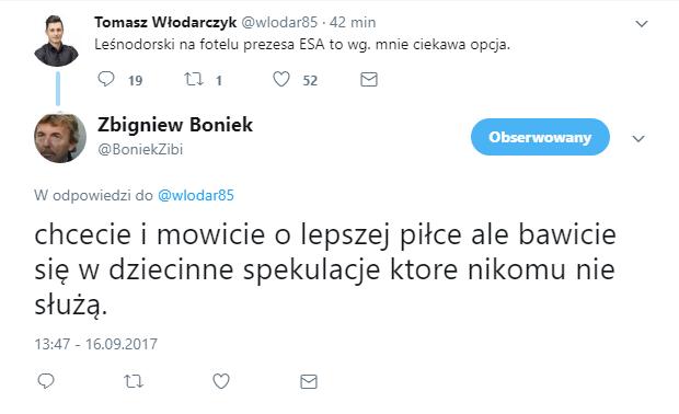 """Prezes skomentował doniesienia """"Przeglądu Sportowego"""""""