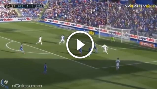 Ronaldo strzela pierwszą bramkę w tym sezonie LaLiga! [VIDEO]