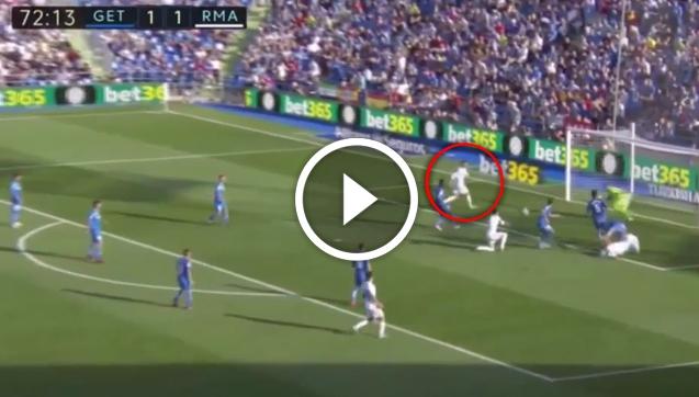 Fatalne pudło Cristiano Ronaldo! [VIDEO]