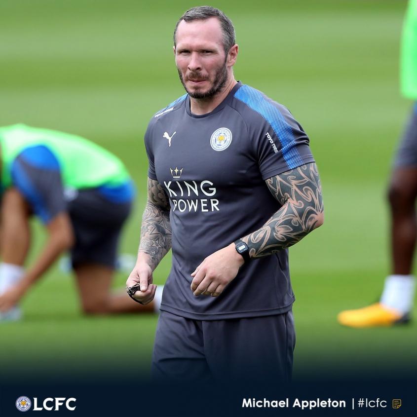 Tak wygląda nowy trener Leicester City!