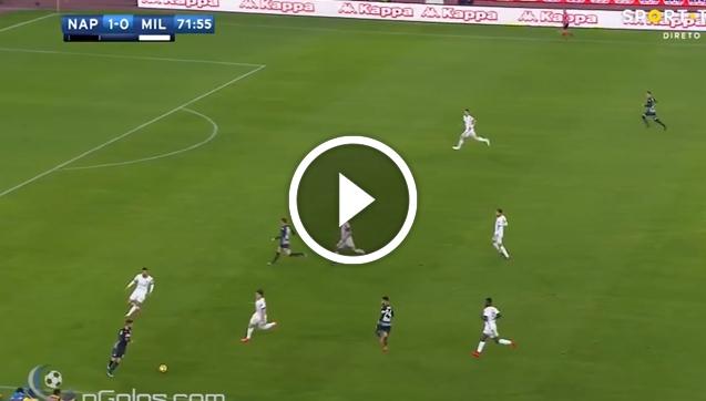 Piotr Zieliński ładuje gola z AC Milan! [VIDEO]