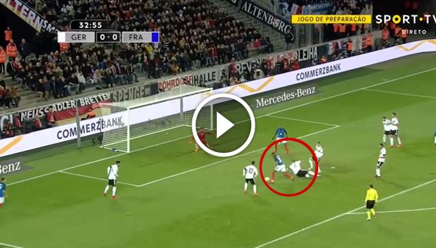 Martial zakończył karierę Süle! xD [VIDEO]