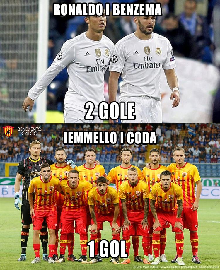 Od duetu Ronaldo-Benzema tylko gorsi są...