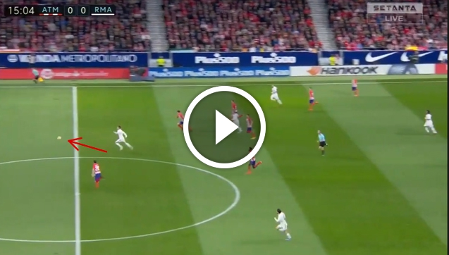 Pojedynek biegowy Juanfrana z Ronaldo! [VIDEO]