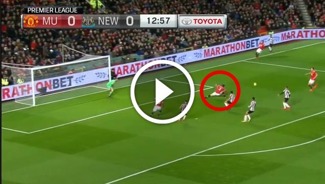 Newcastle prowadzi z Man United! Ale to, co zrobił Lindelof... xD [VIDEO]