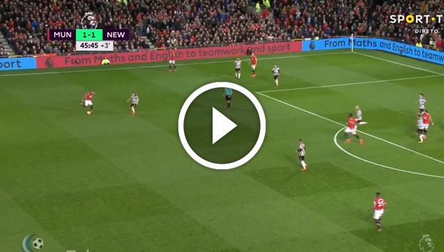 Smalling strzela na 2-1! [VIDEO]