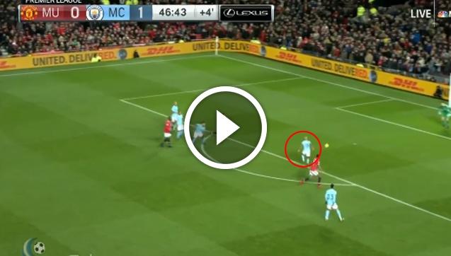 Dramatyczny błąd Delpha i Rashford strzela na 1-1! [VIDEO]