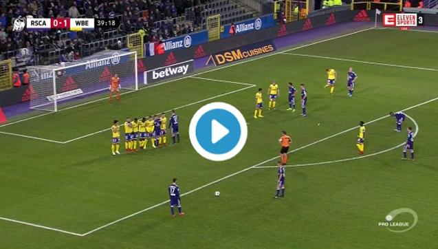 Teodorczyk strzela gola na 1-1! [VIDEO]