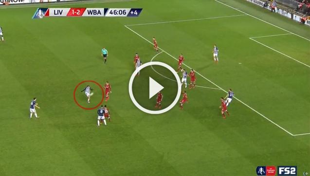 Krychowiak zagrywa piłkę i... kolejny gol WBA! [VIDEO]