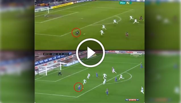 Porównanie: Gol Suareza VS Gol Eto'o z 2005 roku! [VIDEO]