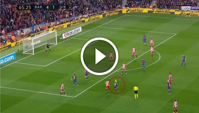 WOW! Fenomenalny gol Coutinho! [VIDEO]