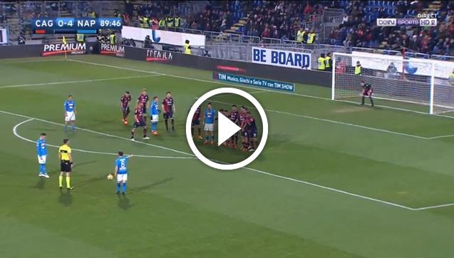 Mario Rui ładuje pięknego gola z wolnego! [VIDEO]