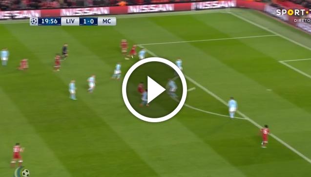 Kapitalny gol Oxlade-Chamberlaina na 2-0 z Man City!!! [VIDEO]