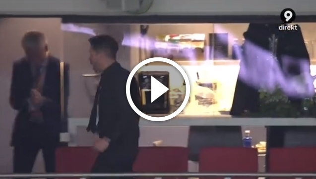 Reakcja Simeone na końcowy gwizdek i awans Atletico! [VIDEO]