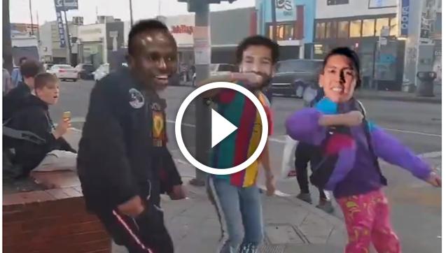 POTĘŻNE trio Liverpoolu... :D [VIDEO]