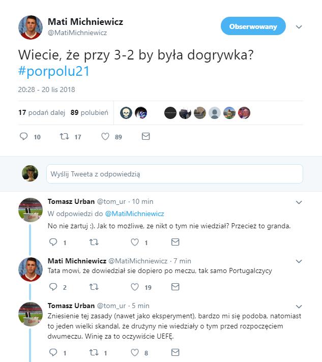 3:2 dla Polski U21 i nasz awans? NIC Z TEGO :D