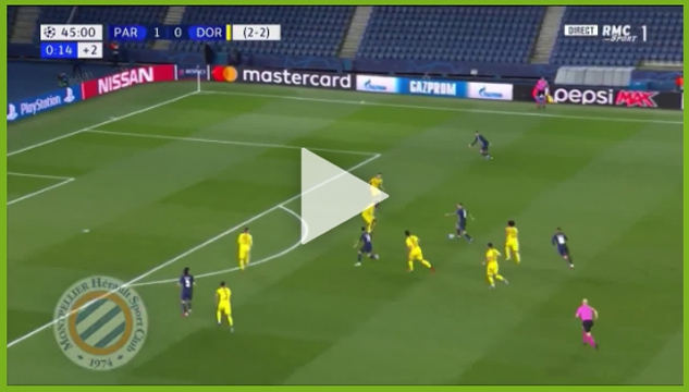 Bernat strzela na 2-0 z BVB w LM! [VIDEO]