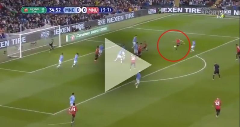 Matić ŁADUJE GOLA na 1-0 z Man City! [VIDEO]