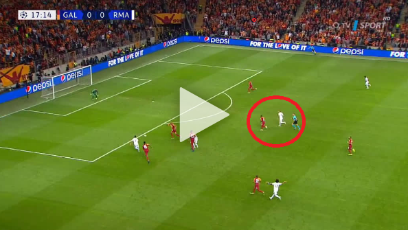 1:0 DLA REALU MADRYT! TONI KROOS [VIDEO]