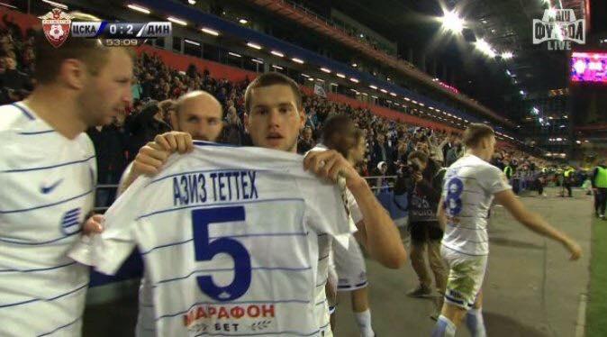 Dynamo Moskwa wspiera byłego piłkarza Lecha