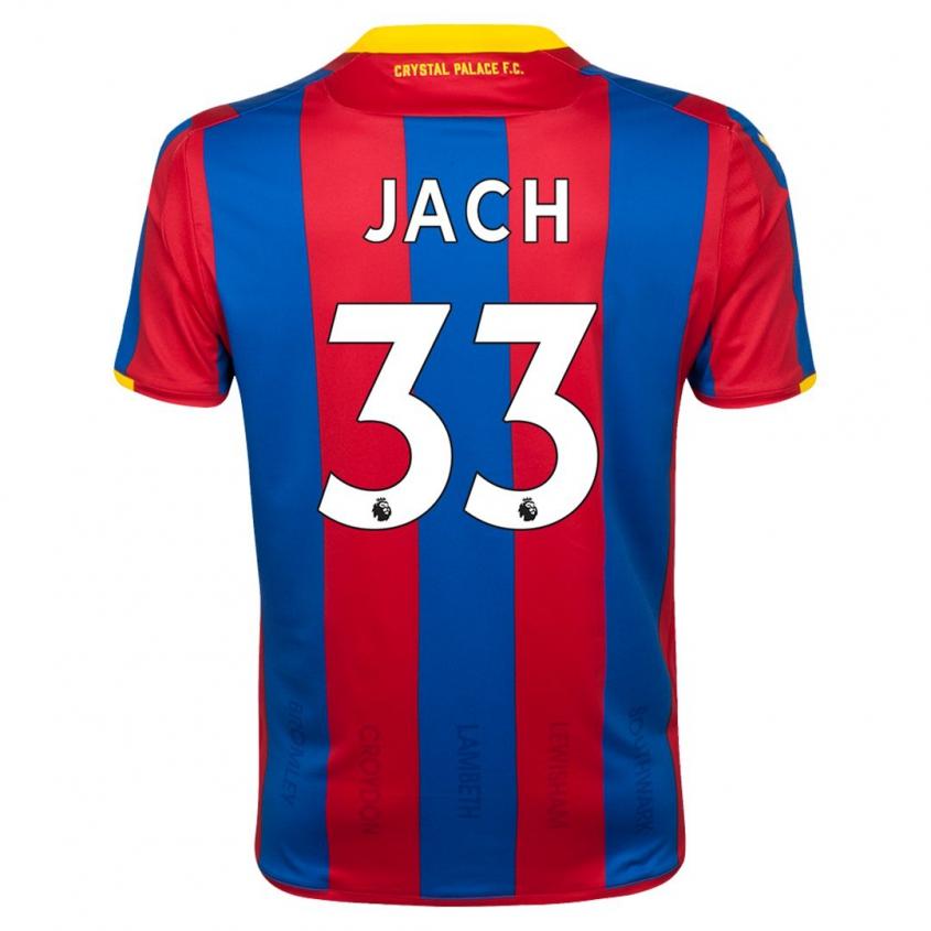Jarosław Jach wybrał numer, z którym będzie grał w Crystal Palace
