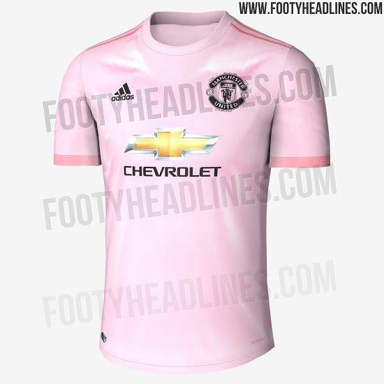 Wyjazdowa koszulka Manchesteru United na przyszły sezon [FOTO]